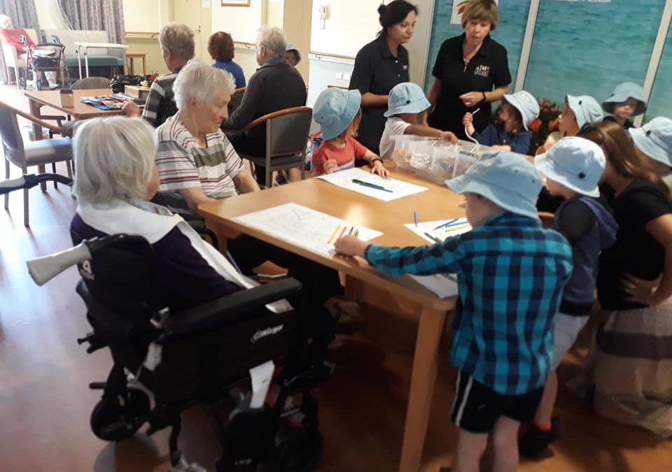 Southern Cross Aged Care Visit